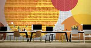 Wallcoverings and Digital Murals
